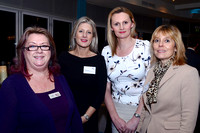 Julie Stratton, Nicola Spencer, Louise Sims, Linda Haycox